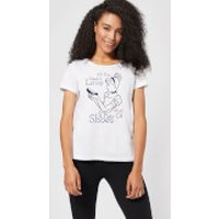 Disney Princess Cinderella All You Need Is Love Women's T-Shirt - White - 3XL - White
